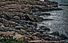 A Rugged Coast #1
